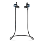 Plantronics BackBeat GO 3 (Blue) Wireless Bluetooth Earbuds + Travel Charge Case
