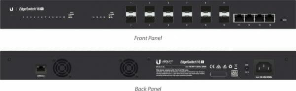 Buy Ubiquiti EdgeMax EdgeSwitch 16 XG