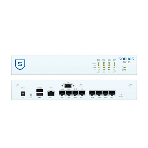 Sophos SG 135 Security Appliance - AU power cord