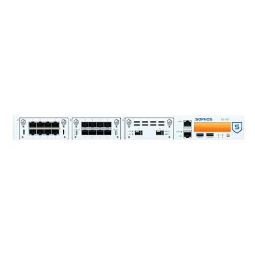 Sophos SG 430 rev. 2 Security Appliance - AU power cord