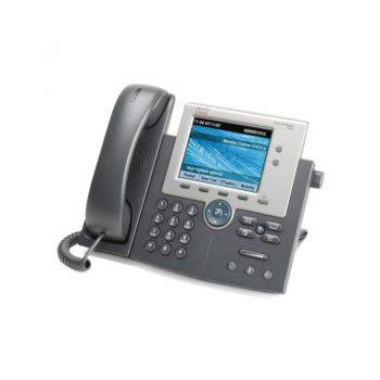 CISCO CP-7945G= - Cisco IP Phone 7945 Gig Ethernet Color