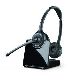 Plantronics CS520 Wireless Over Head Headset