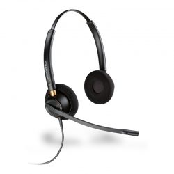 Plantronics EncorePro HW520D Wideband Binaural Corded Headset