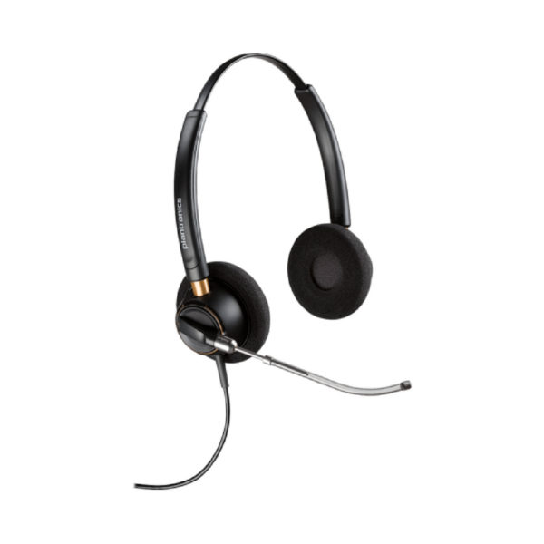 Plantronics EncorePro HW520 Binaural Corded Headset