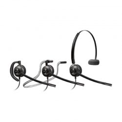 EncorePro HW540D Convertible Wideband Monaural Corded Headset