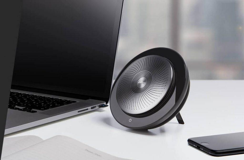 Loa hội nghị không dây HD Jabra speak 710 MS, UC