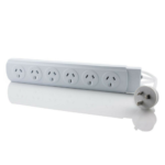 Serveredge 6 Way Powerboard with Overload Protection