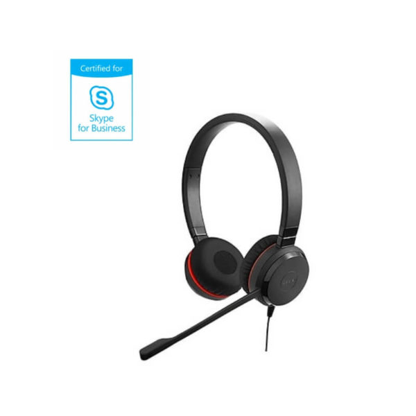 Jabra Evolve 20 Se Ms Stereo Headset