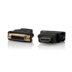 Alogic HDDV-MF – HDMI Male to DVI-D Female Adapter -Commercial Packaging
