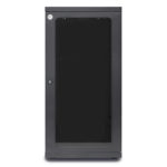 CBN-24RU-66SWM – Serveredge 24RU Fully Assembled Wall Mounted Cabinet – 600W x 600D x 1170HIncludes:Toughened Glass DoorQuick Release Lockable Side PanelL-Shaped Rails1 X 6 Way PDU1 X Fixed ShelfCut Out Slots for Fans20 X Cage Nuts Screws & Washer