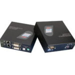 EKDD-S – Serveredge Dual DVI KVM Extender PS/2 USB with Audio and SERIAL Support over UTP up to 100m
