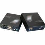 EKDD – Serveredge Dual DVI KVM Extender PS/2 USB with Audio over UTP up to 100m