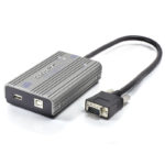 KCC01VU – Serveredge Portable Crash Cart KVM – VGA-/USB/PS2