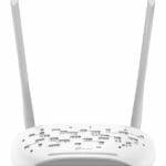 TD-W9960 – TP-LinkTD-W9960 Wireless N300 300Mbps VDSL ADSL Modem Router 300Mbps @ 2.4GHz 3x100Mbps LAN 1xWAN 1xRJ11 2xAntenna ~TD-W9970 ~TD-W9977