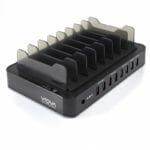 SB-DCS8 – Alogic 8 Bay USB Desktop Charging Station – 12A/5V Output