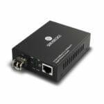 SED-1000MLC(550m) – Serveredge Multi Mode Duplex Media Converter – 10/100/1000 SFP Type LC Connector -550m