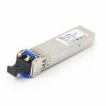 SFP-10G-LR-ALG-HP – ALOGIC 10GBASE-LR SFP+ HP Compatible Transceiver Module – Single-Mode Duplex LC 1310nm to 10km