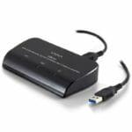 U32HDDVVG – Alogic USB 3.0 to HDMI and DVI/VGA Dual Output External Multi Display Adapter