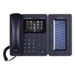 Grandstream GXP2200EXT – 20 key Expansion Module 128×384 LCD for GXP2140, GXP2170 & GXV3240
