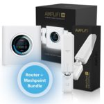 Ubiquiti AMPLIFI HD Home WiFi MESH Technology MESH Point and MESH Router (AFI-HD-AU)