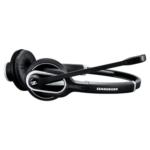 Sennheiser DW Pro 2 USB ML – Binaural Wireless Office headset with base station
