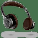 Plantronics BackBeat Sense (Black/Espresso) Stereo Headphones