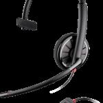 Plantronics Blackwire C310-M Monaural USB PC Headset w Inline controls, Microsoft Lync Certified