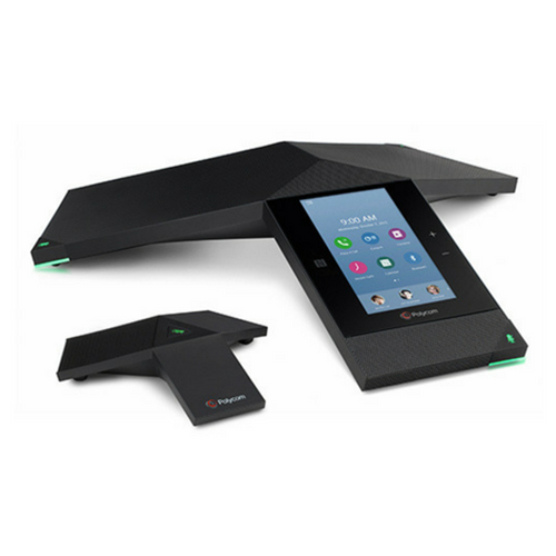 Polycom RealPresence Trio 8500 IP conference phone with built-in Bluetooth   802 3af Power over Ethernet(WITHOUT POWER KIT)