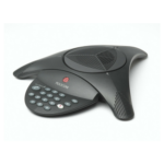 Polycom SoundStation2 (analog) conference phone without display.Non-expandable.