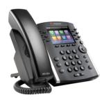 Polycom VVX 411 12 line IP Phone Gigabit Ethernet with HD Voice – Microsoft Lync edition