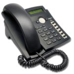SNOM D305 – Fast Ethernet IP Phone, 4 Lines, 2 Line Monochrome Screen, PoE, No PWR Adapter