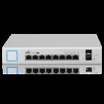 Ubiquiti UniFi Switch 8-port 150W ( UAP-IW compatible )