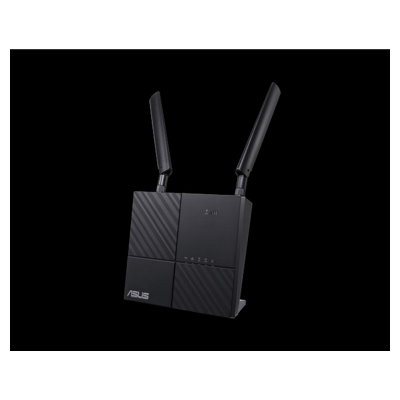 4G-AC53U - ASUS 4G-AC53U AC750 Dual-Band LTE Wi-Fi Modem Router, features  4G LTE Category 6 technology with SIM card slot
