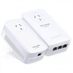 Wi-Fi Passthrough Range Extender Powerline