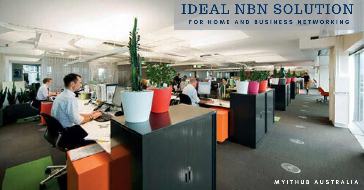 Ideal NBN Solution for Home and Business Networking | MyITHub Australia
