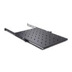 SLV-01-SLD1000 – Serveredge 1RU Sliding Shelf Suitable for 1000mm Deep Server Cabinets – Adjustable from 650mm to 860mm