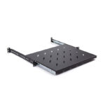 SLV-01-SLD600 – Serveredge 1RU Sliding Shelf Suitable for 600mm Deep Server Cabinets – Adjustable from 350mm to 480mm