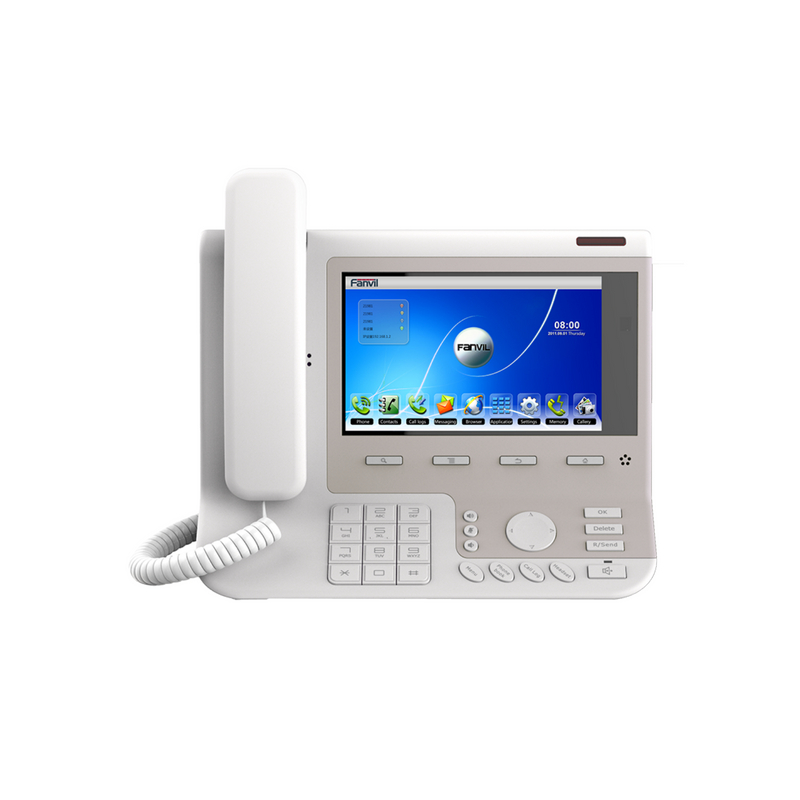 Fanvil D800 4-Line Android IP Video Phone