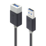 USB3-050-AA – ALOGIC 50cm USB 3.0 Extension Cable – Type A Male to Type A Female