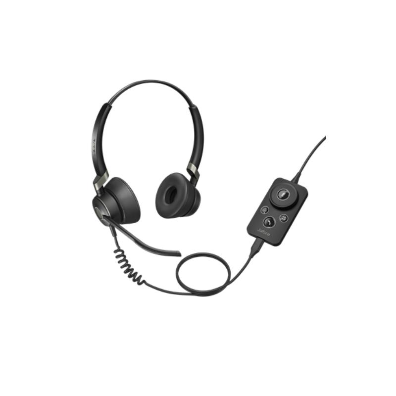 Jabra Engage 50 Stereo digital corded headset