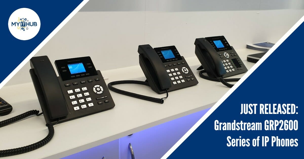 Grandstream GRP2600