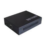 SED-GMSSC55020 – Serveredge Multi Mode SC to Single Mode SC Duplex Gigabit Media Converter 850nm/1310nm – 10/100/1000 SC Connector -550m/20Km