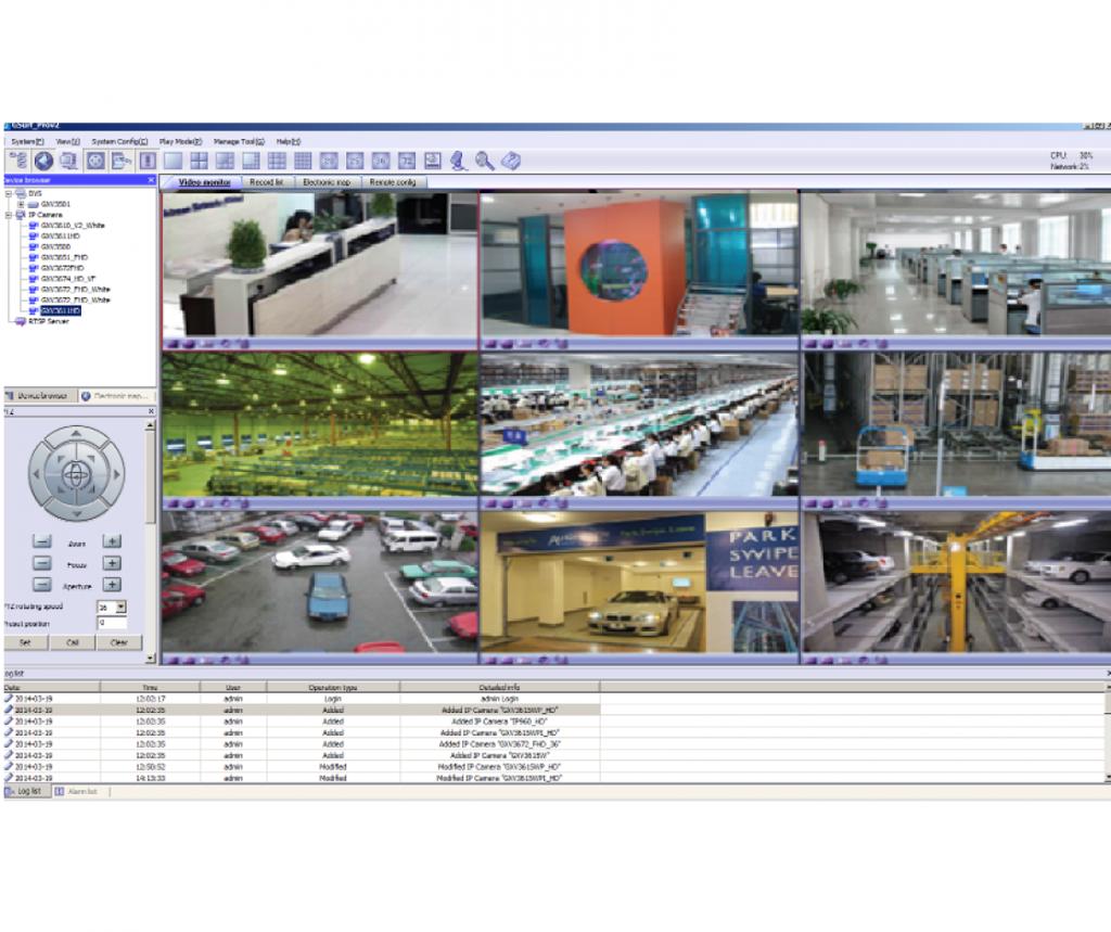 Grandstream IP Camera