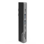 ULDNAG2-SGR – ALOGIC USB-C MacBook Dock Nano Gen 2 – Space Grey  – HDMI 4K/USB-C with PD/USB 3.0 Hub/Card Reader