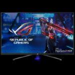XG438Q – ASUS ROG Strix XG438Q HDR Large Gaming Monitor — 43′, 4K (3840 x 2160), 120 Hz, FreeSync™ 2 HDR, DisplayHDR™ 600