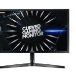 LC24RG50FQEXXY – Samsung 24′ Curved Gaming Monitor, VA, 144Hz, 16:9, FHD (1920×1080), 2 HDMI, 1 DisplayPort