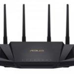 RT-AX3000 – ASUS RT-AX3000 Dual Band Wi-Fi 6 (802.11ax) Router, MU-MIMO, OFDMA, AiProtection Pro, ASUS AiMesh (WIFI6)