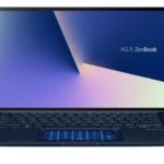UX433FAC-AI217R – Asus ZenBook 14 UX433FAC 14′ FHD TOUCH i5-10210U 8GB 512GB SSD W10P64 HDMI WIFI BT 3CELL 1.26Kg 1YR WTY Notebook (UX433FAC-AI217R)
