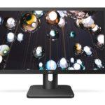 22E1H/75 – AOC 21.5′ 5ms HD 1920 x1080 Monitor, FlickerFree, HDMI/VGA, VESA 75mm, Flicker Free.