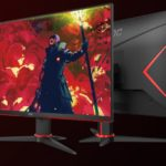 24G2E5 – AOC 23.6′ 1ms IPS 75Hz Full HD Free-Sync, 1x VGA, 2x HDMI 1x DP, Narrow Border, Tilt Gaming Monitor